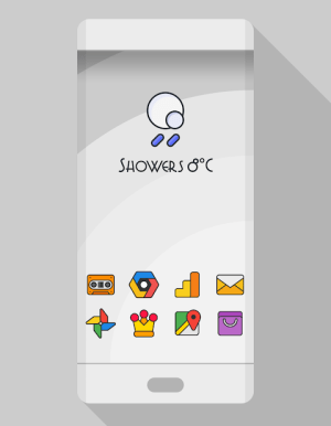DARKMATTER - ICON PACK 8.5 Screen 5