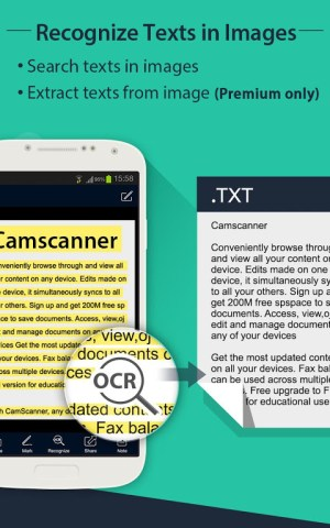 CamScanner (License) 1.8 Screen 3
