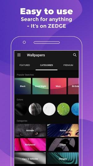 ZEDGE™ Ringtones & Wallpapers 7.17.1-beta Screen 1