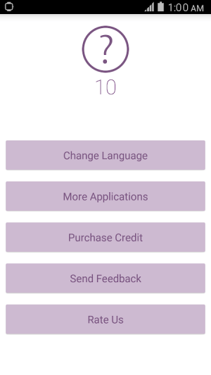 Android Logo Quiz Screen 7