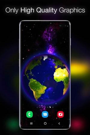 🌍 Earth Live Wallpaper 🌍 1.37 Screen 9