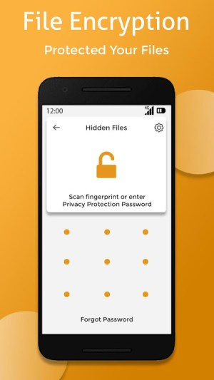 File Manager 2.1.1 Screen 1