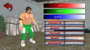 Android Wrestling Revolution 3D Screen 11