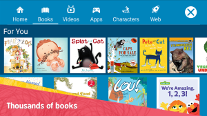 Amazon FreeTime – Kids' Videos, Books, & TV shows FreeTimeApp-fireos_v3.22_Build-1.0.215564.0.14387 Screen 1