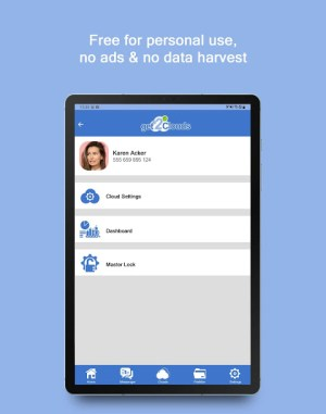 get2Clouds - Privacy & Security app 1.0.59 Screen 6