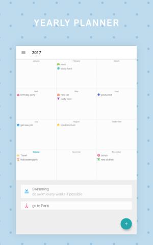 Dreamie Planner 1.16.11 Screen 8