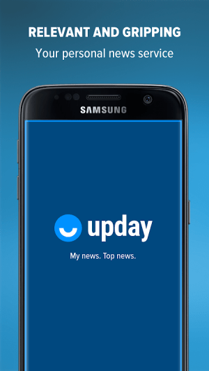 upday news for Samsung 2.5.13446 Screen 6