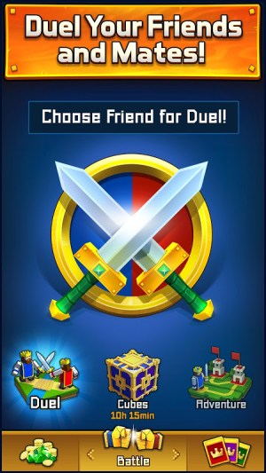 Android Royale Clans – Clash of Wars Screen 9