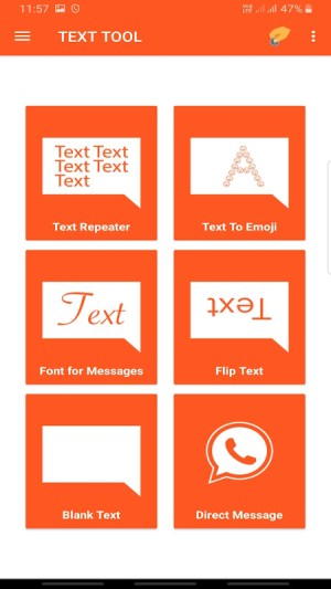 Text Repeater - Stylish Text & Reverse Text 2.1.7 Screen 7