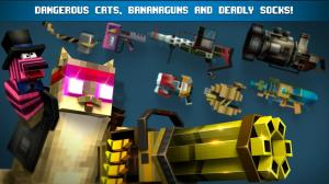 Android Mad GunZ - Battle Royale, online, shooting games Screen 5