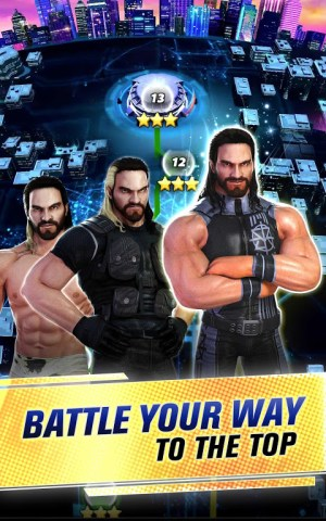 Android WWE Champions 2020 Screen 1