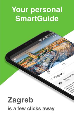 Zagreb SmartGuide - Audio Guide & Offline Maps 1.993 Screen 3