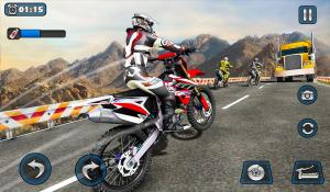 Dirt Bike Racing 2020: Snow Mountain Championship 1.0.9 Screen 2