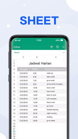 Android WPS Office Lite Screen 6
