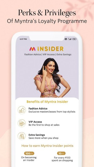 Myntra Online Shopping App - Shop Fashion & more 4.2009.1 Screen 2