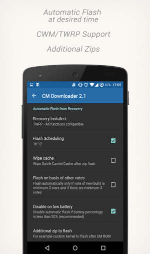 CM Downloader AdFree 2.5.3.1 Screen 4