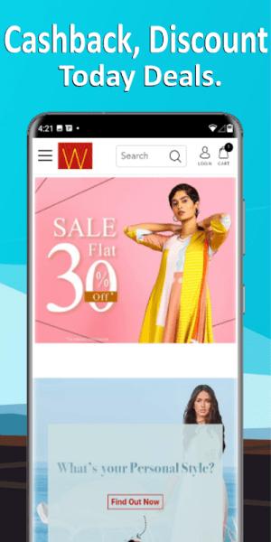 Salwar Suit Online Shopping Flipkart Amazon 1.0 Screen 3
