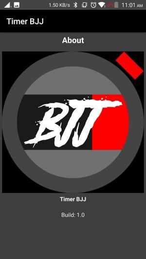 Timer BJJ 1.2 Screen 3