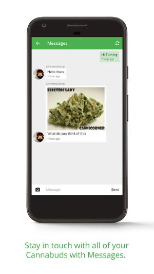 Cannabis.net 1.1.5 Screen 2