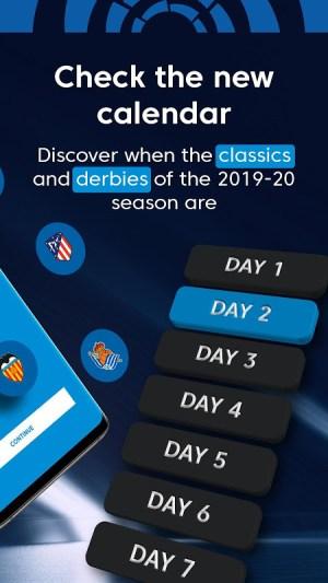 La Liga - Spanish Football League Official 7.3.8 Screen 13
