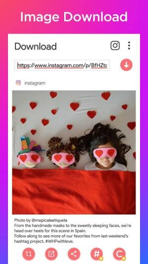 Download & Repost for Instagram - Image Downloader 2.8.1 Screen 5