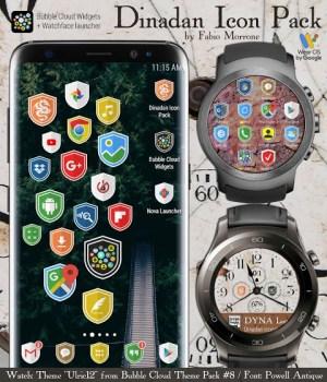 Dinadan Icon Pack 3.3 Screen 3