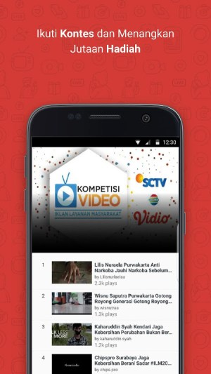 Vidio - Nonton TV & Video 2.5.2 Screen 6