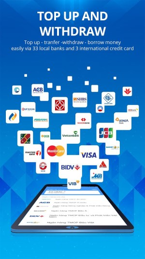 Ví VTC Pay 4.3.49 Screen 3