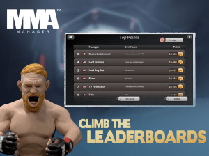 MMA Manager 0.8.4 Screen 9