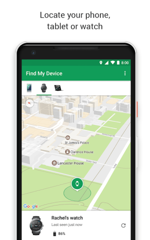 Google Find My Device 2.4.026-1 Screen 3