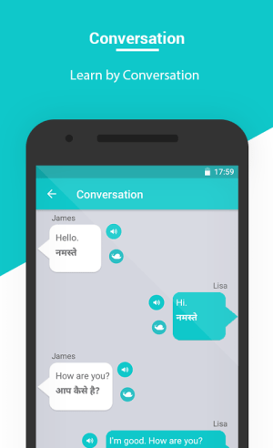 Hindi English Translation, English Speaking Course 1.8 Screen 5