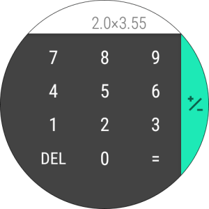Calculator 7.2.1 (3751426) Screen 2
