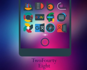 Mellow Dark - Icon Pack 3.9 Screen 2