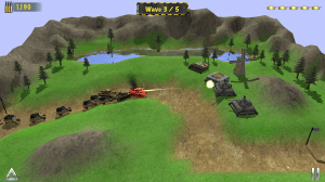 Concrete Defense 1940: WWII Tower Siege Game 1.6 Screen 4