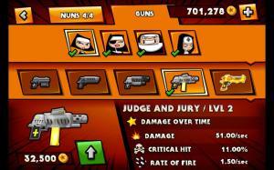 Nun Attack 1.0.14 Screen 1