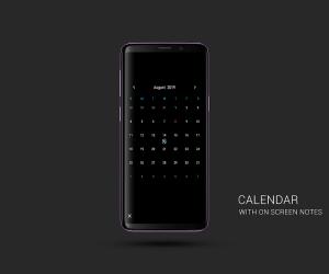 Always on AMOLED   Edge Lighting 🌟 4.2.7 Screen 2