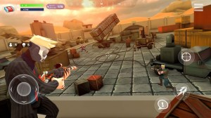 FightNight Battle Royale: FPS Shooter 0.6.0 Screen 5