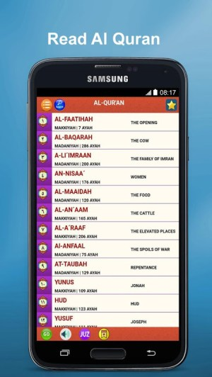 Al Quran MP3 (Full Offline) 27 Screen 3