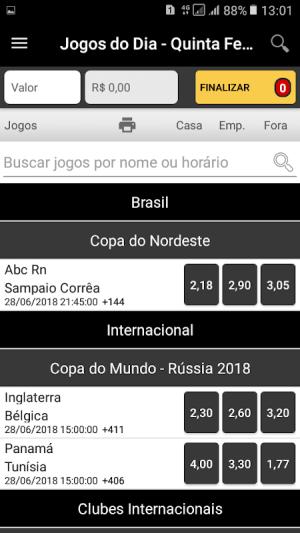 SA Esportes 4.6.1.3 Screen 2