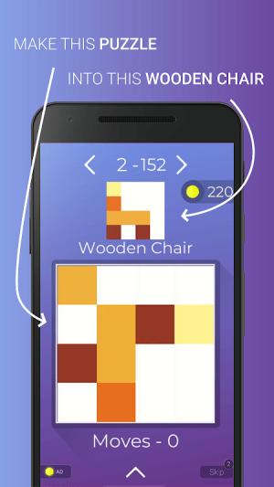SLOC - 2D Rubik Cube Puzzle 2.6 Screen 2