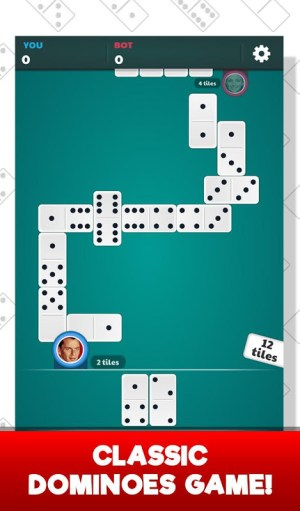Dominoes Jogatina: Classic and Free Board Game 4.6.0 Screen 1