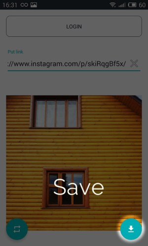 Android Save&Repost - for Instagram Screen 3