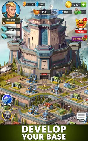 Puzzle Combat: Match-3 RPG 31.0.1 Screen 15