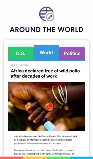 SmartNews: Local Breaking News 8.26.0 Screen 6