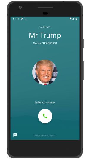 Android Fake Call - Prank Screen 6