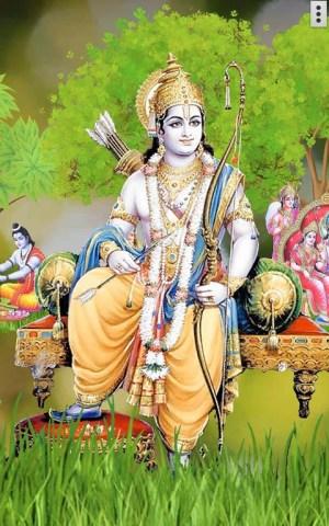 4D Shri Rama (श्री राम दरबार) Live Wallpaper 9.0 Screen 1