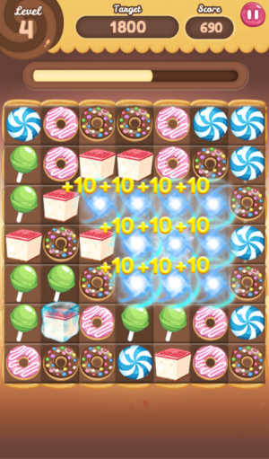 Android Candy Sploosh Screen 3