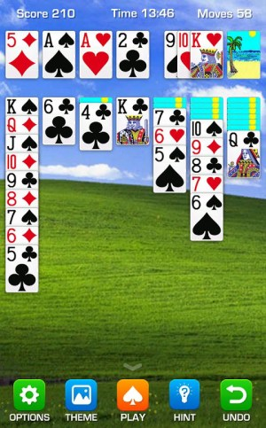 Solitaire 1.17.102 Screen 1
