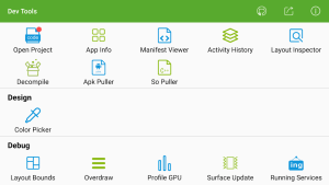Dev Tools(Android Developer Tools) - Device Info 5.9.0-gp Screen 6