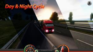 Android Truck Simulator : Europe 2 Screen 2